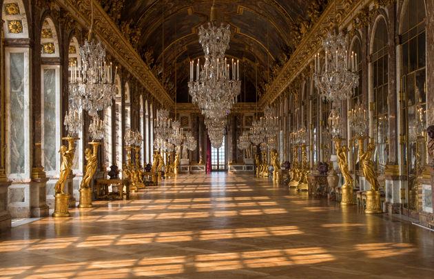 Château de Versailles, Parcs et jardins