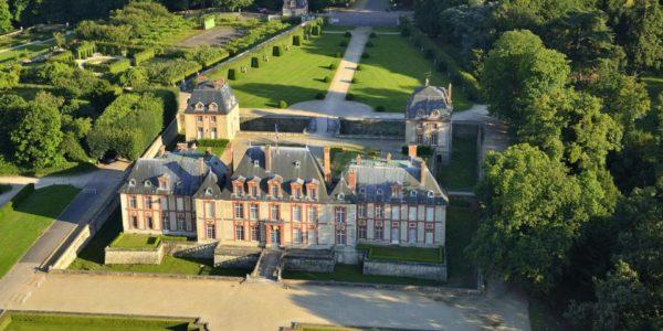 Château de Breteuil, Choisel Yvelines