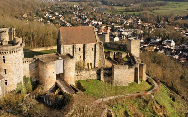Château de la Madeleine à Chevreuse Yvelines
