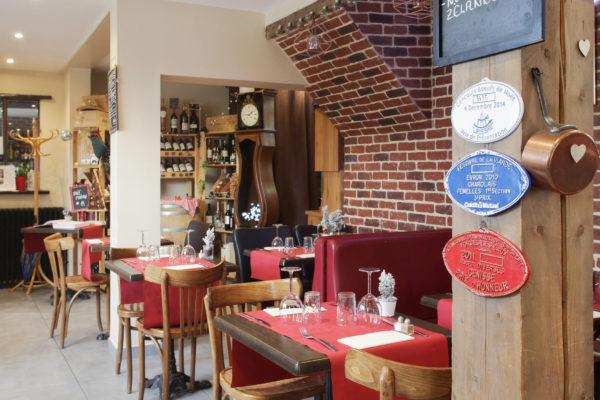 Restaurant Le Francky's Garancières