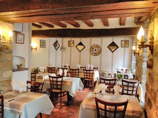 Restaurant Aux Saveurs Des Saisons à Houdan