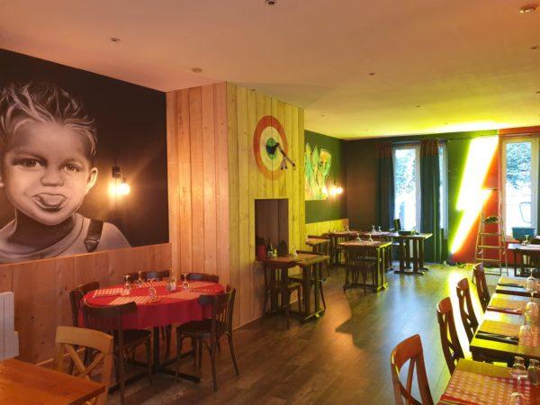 Restaurant Les Garnements La Queue Lez Yvelines