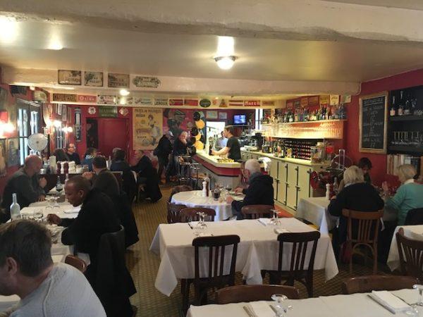 Restaurant Bistrot des Quat'Zarts à Houdan Maulette