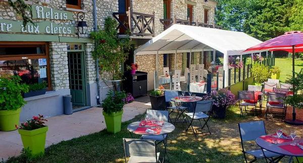 Restaurant La Mare aux Clercs