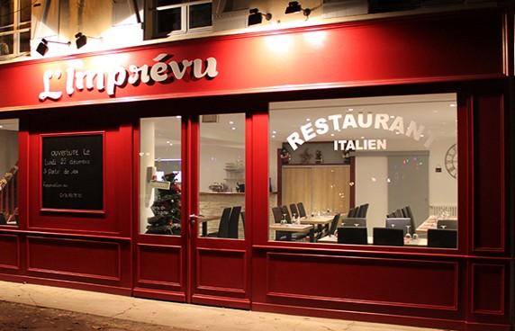 Restaurant L'Imprévu Orgerus