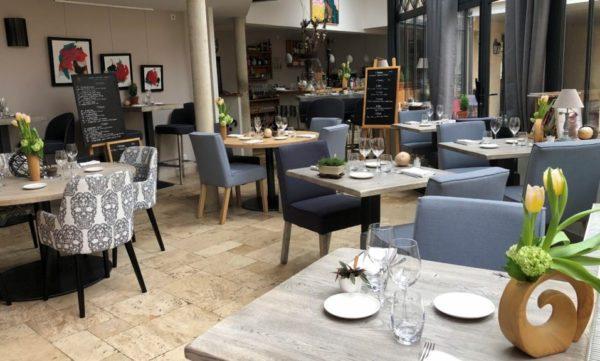 Restaurant À Table Chez Eric Leautey Thoiry